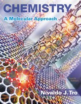 Chemistry: A Molecular Approach Plus Mastering Chemistry with