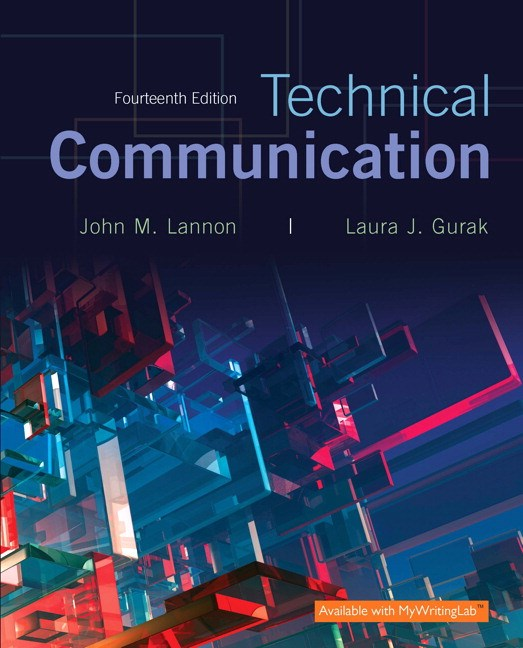 Technical Communication, 14th Edition
