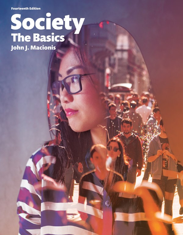 Society: The Basics (Subscription), 14th Edition