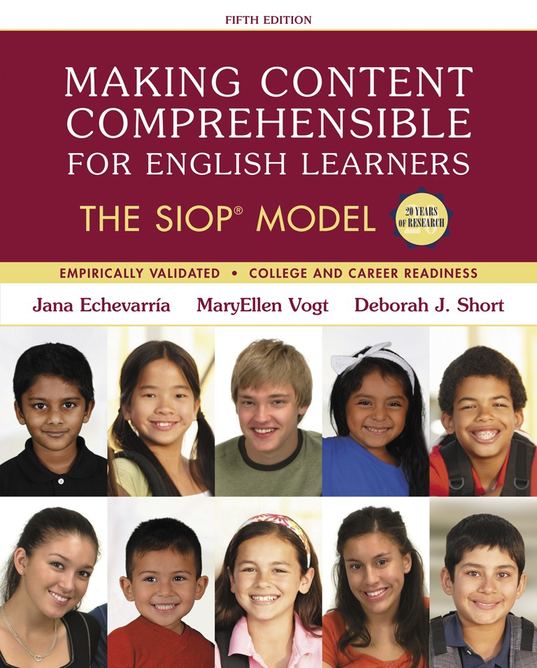 Making Content Comprehensible for English Learners: The SIOP Model, with Enhanced Pearson eText -- Access Card Package, 5th Edition