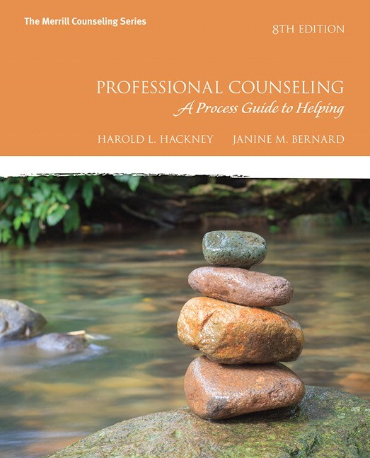 Professional Counseling: A Process Guide to Helping with MyLab Counseling with Pearson eText -- Access Card Package, 8th Edition