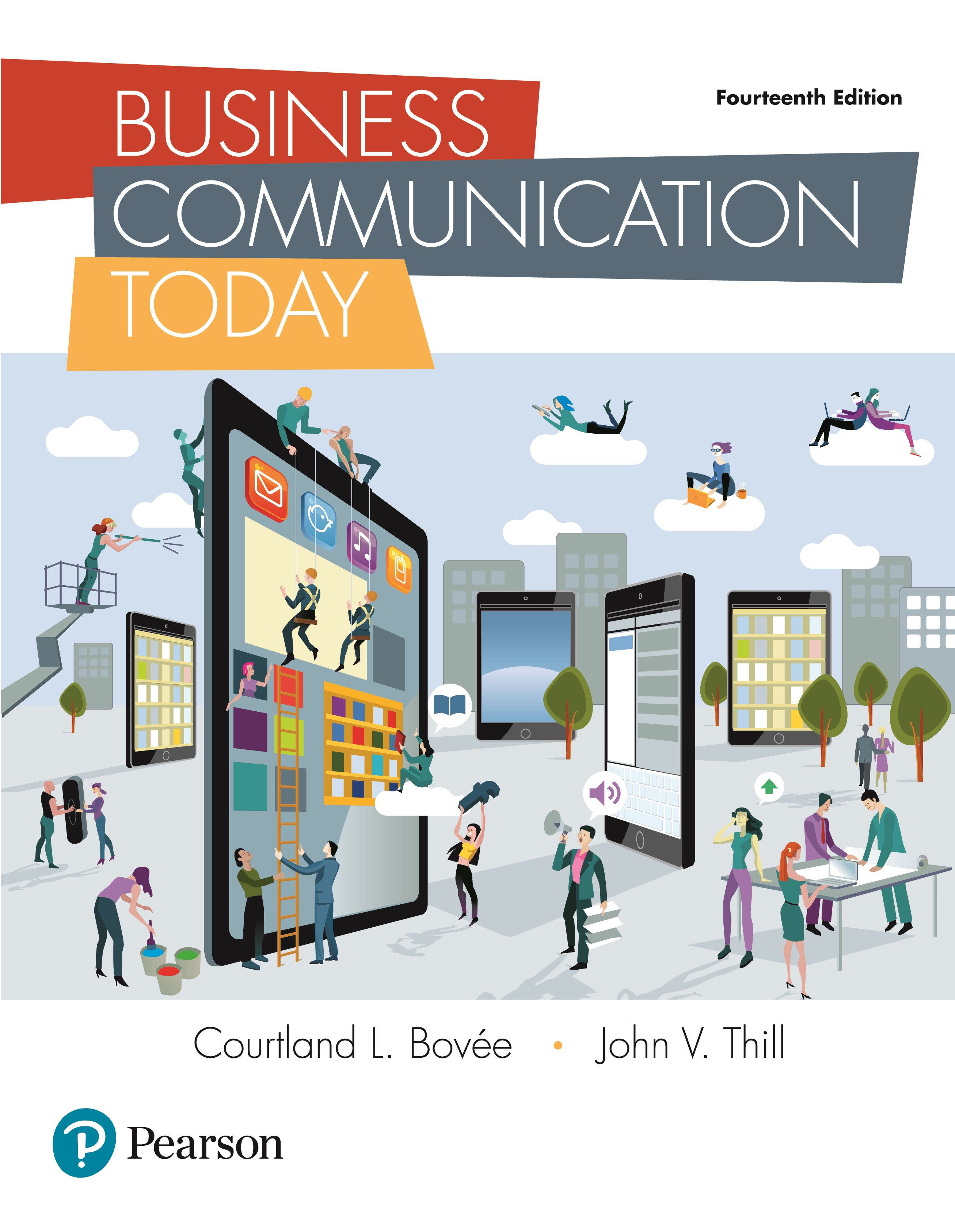 Business Communication Today (Subscription), 14th Edition