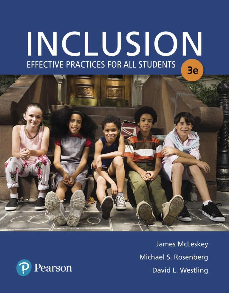Inclusion: Effective Practices for All Students with Enhanced Pearson eText with Loose-Leaf Version -- Access Card Package, 3rd Edition