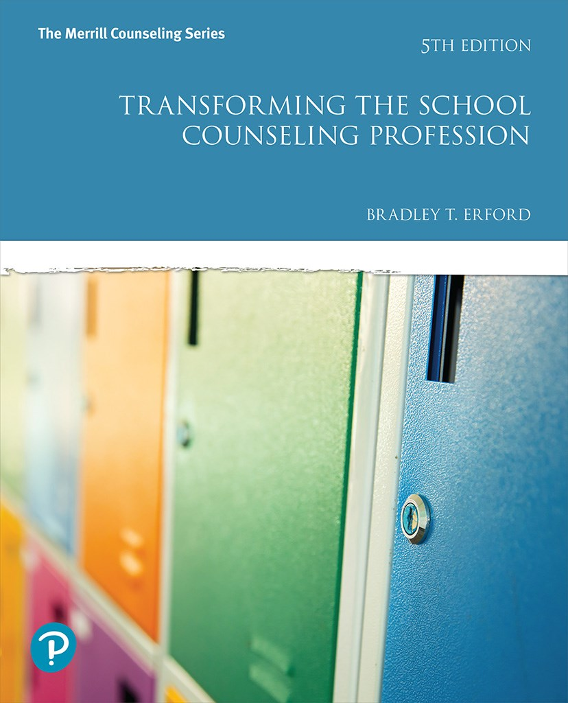 Transforming the School Counseling Profession plus MyLab Counseling with Enhanced Pearson eText -- Access Card Package, 5th Edition
