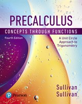 Precalculus: Concepts Through Functions, A Unit Circle Approach to