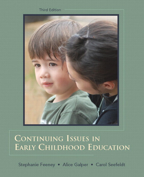 Continuing Issues in Early Childhood Education, CourseSmart eTextbook, 3rd Edition