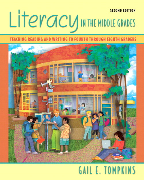 Literacy in the Middle Grades, CourseSmart eTextbook, 2nd Edition