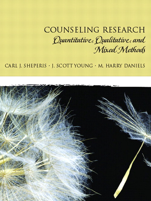 Counseling Research: Quantitative, Qualitative, and Mixed Methods, CourseSmart eTextbook