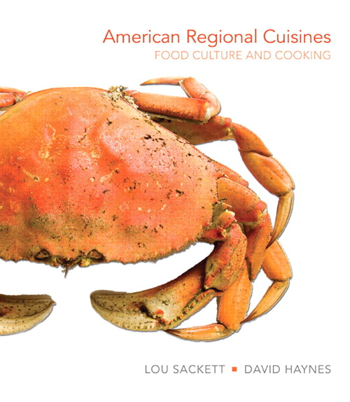 American Regional Cuisines: Food Culture and Cooking, CourseSmart eTextbook