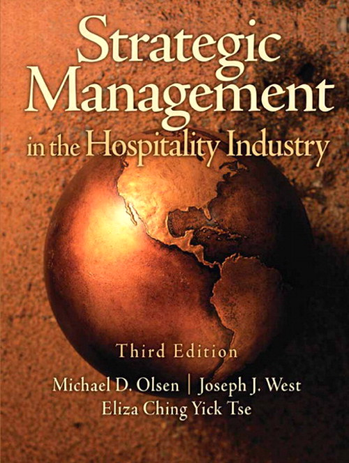 Strategic Management in the Hospitality Industry, CourseSmart eTextbook, 3rd Edition