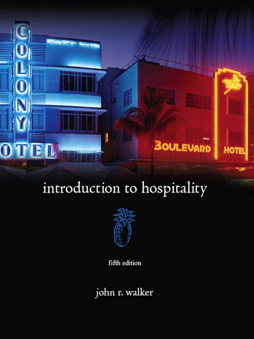 Introduction to Hospitality, CourseSmart eTextbook, 5th Edition