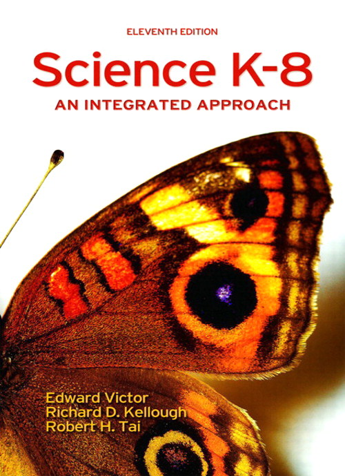 Science K-8: An Integrated Approach, CourseSmart eTextbook, 11th Edition