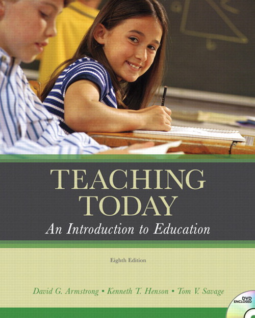 Teaching Today: An Introduction to Education, CourseSmart eTextbook, 8th Edition