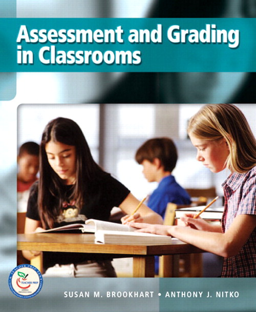 Assessment and Grading in Classrooms, CourseSmart eTextbook