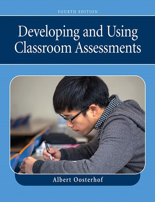 Developing and Using Classroom Assessments, CourseSmart eTextbook, 4th Edition