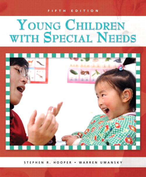 Young Children with Special Needs, CourseSmart eTextbook, 5th Edition