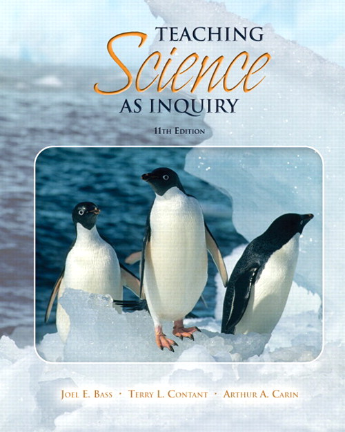 Teaching Science as Inquiry, CourseSmart eTextbook, 11th Edition