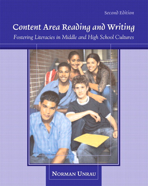 Content Area Reading and Writing: Fostering Literacies in Middle and High School Cultures, CourseSmart eTextbook, 2nd Edition