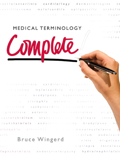 Medical Terminology Complete!, CourseSmart eTextbook