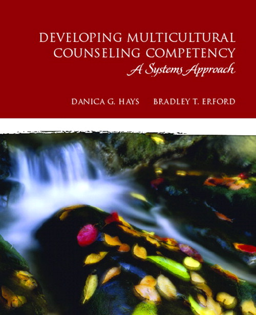 Developing Multicultural Counseling Competency: A Systems Approach , CourseSmart eTextbook