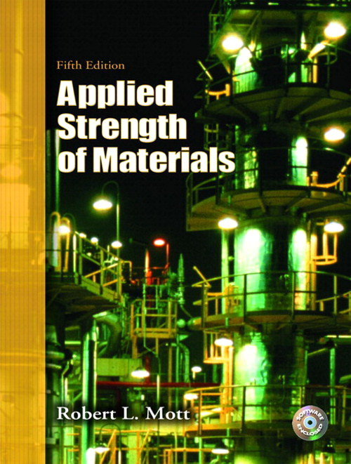 Applied Strength of Materials, CourseSmart eTextbook, 5th Edition