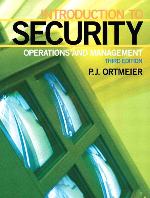 Introduction to Security, CourseSmart eTextbook, 3rd Edition
