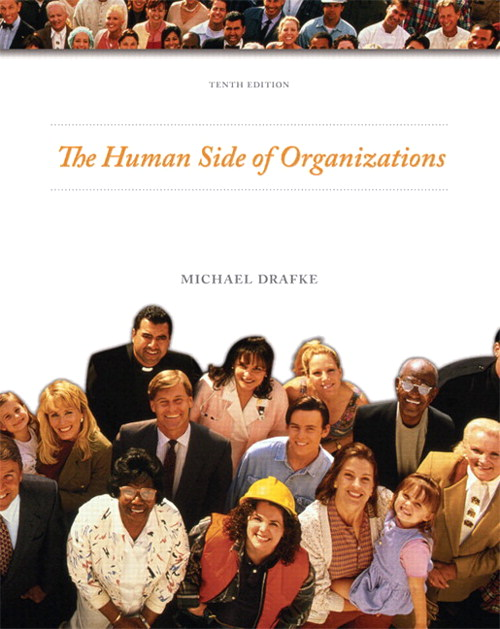 Human Side of Organizations, CourseSmart eTextbook, 10th Edition