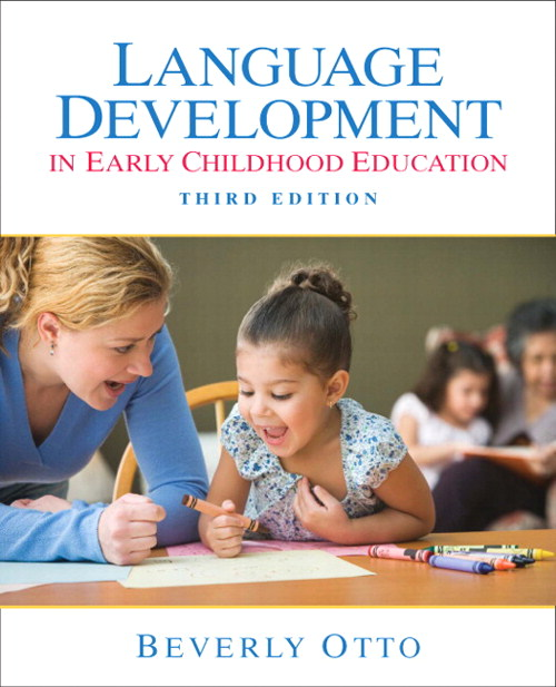 Language Development in Early Childhood Education, CourseSmart eTextbook, 3rd Edition