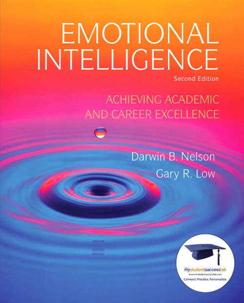 Emotional Intelligence: Achieving Academic and Career Excellence in College and in Life, CourseSmart eTextbook, 2nd Edition