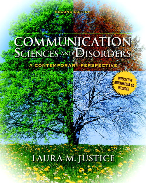 Communication Sciences and Disorders: A Contemporary Perspective, CourseSmart eTextbook, 2nd Edition
