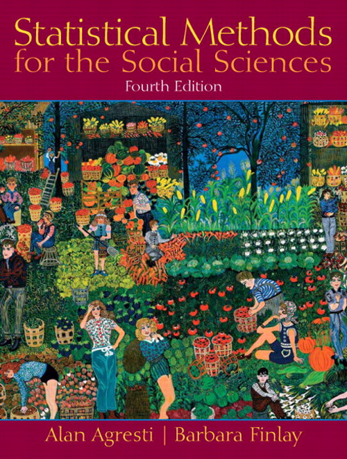 Statistical Methods for the Social Sciences, CourseSmart eTextbook, 4th Edition