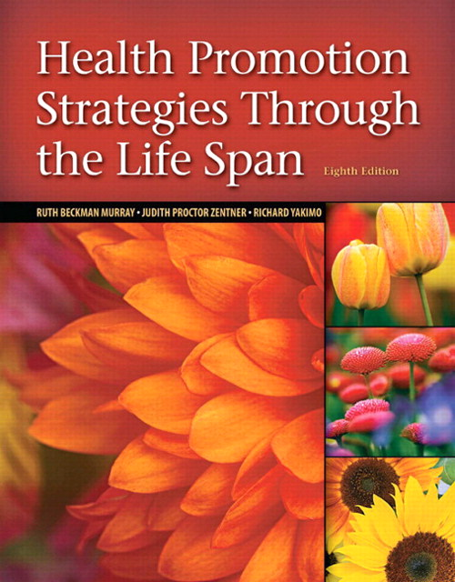 Health Promotion Strategies Through the Life Span, CourseSmart eTextbook, 8th Edition