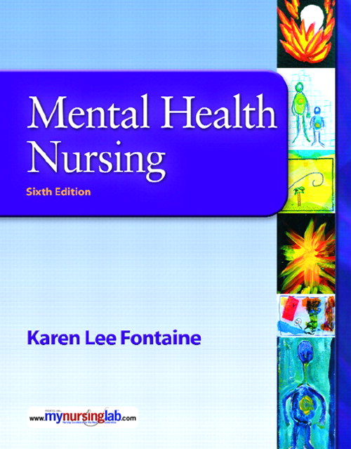 Mental Health Nursing, CourseSmart eTextbook, 6th Edition