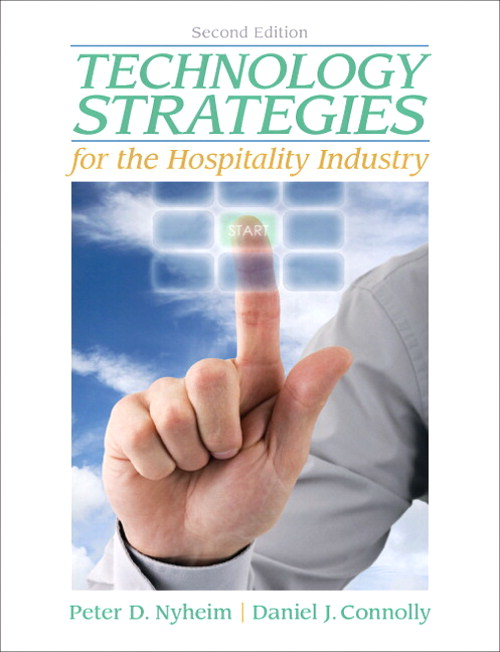 Technology Strategies for the Hospitality Industry, CourseSmart eTextbook, 2nd Edition