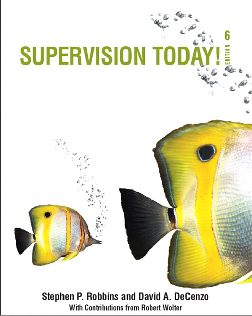 Supervision Today!, CourseSmart eTextbook, 6th Edition