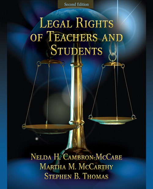 Legal Rights of Teachers and Students, CourseSmart eTextbook, 2nd Edition