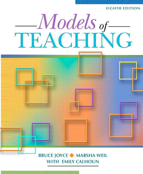 Models of Teaching, CourseSmart eTextbook, 8th Edition