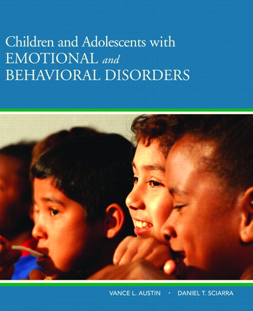 Children and Adolescents with Emotional and Behavioral Disorders, CourseSmart eTextbook