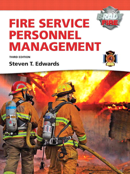 Fire Service Personnel Management, CourseSmart eTextbook, 3rd Edition