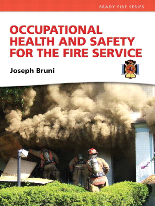 Occupational Health and Safety for Fire Service, CourseSmart eTextbook