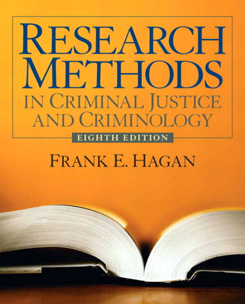Research Methods in Criminal Justice and Criminology, CourseSmart eTextbook, 8th Edition