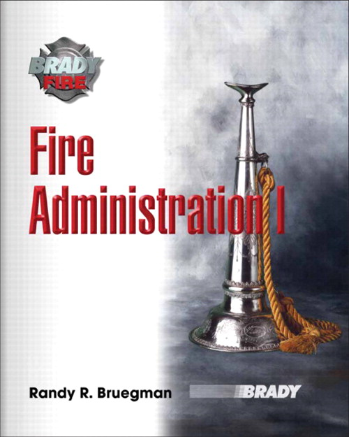 Fire Administration, CourseSmart eTextbook