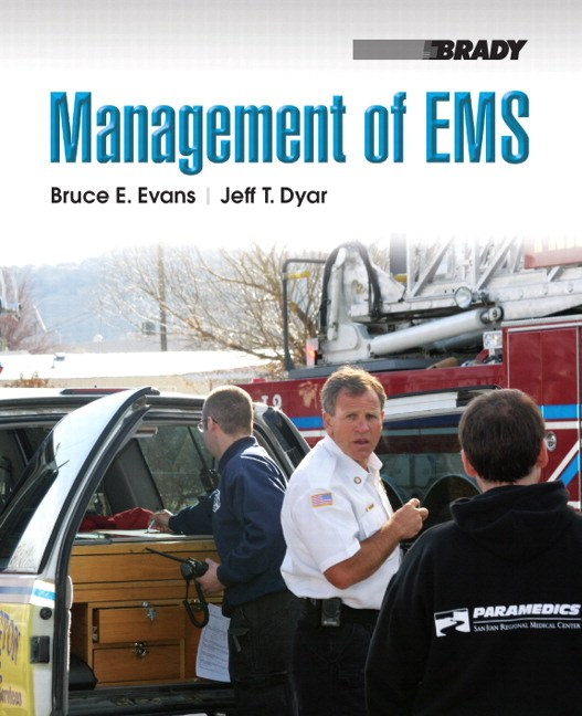 Management of EMS, CourseSmart eTextbook