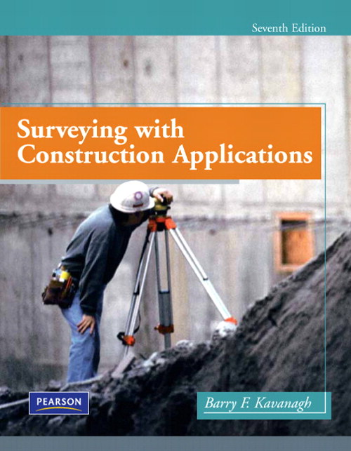 Surveying with Construction Applications, CourseSmart eTextbook, 7th Edition