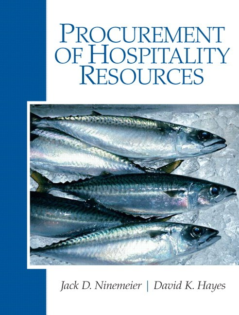 Procurement of Hospitality Resources, CourseSmart eTextbook