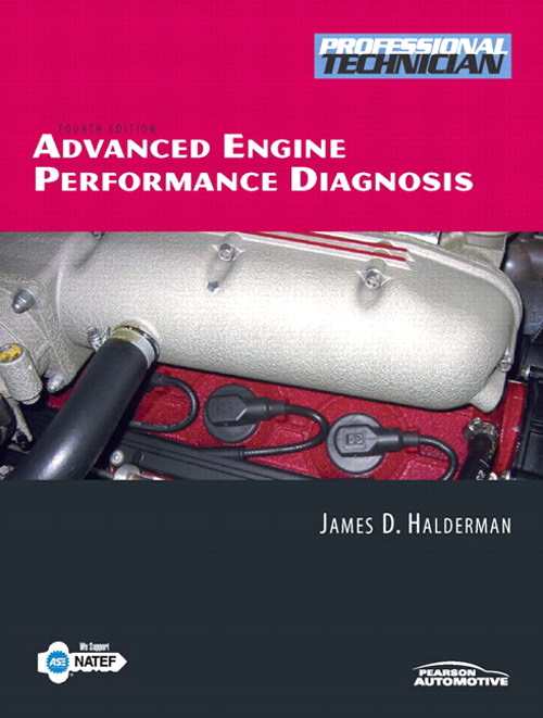 Advanced Engine Performance Diagnosis, CourseSmart eTextbook, 4th Edition
