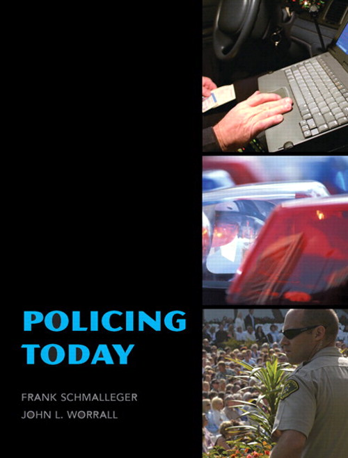 Policing Today, CourseSmart eTextbook