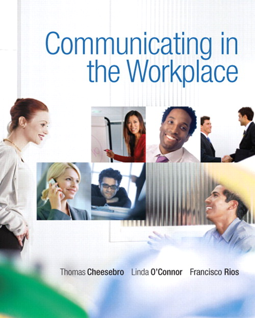Communicating in the Workplace, CourseSmart eTextbook