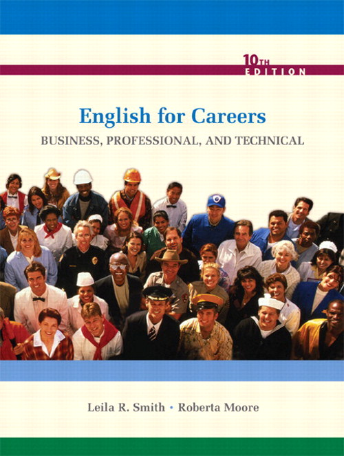 English for Careers: Business, Professional, and Technical, CourseSmart eTextbook, 10th Edition
