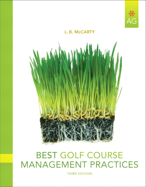 Best Golf Course Management Practices, CourseSmart eTextbook, 3rd Edition